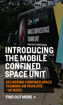 New! Citrus Now Deliver Mobile Confined Space courses. View all >